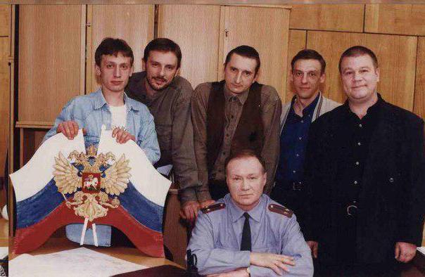 российские сериалы про милицию полицию