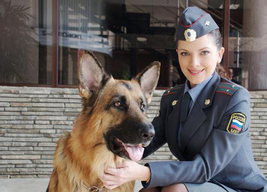 фильмы сериалы про полицию российские
