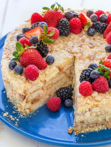 торт для девочки на 10 лет