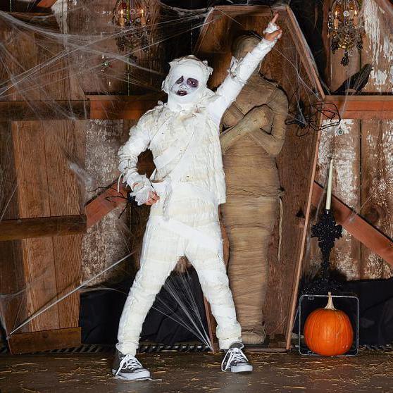 костюм мумия