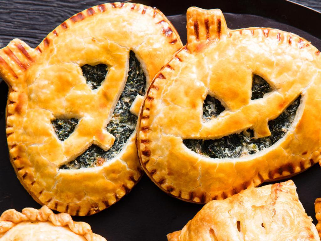 Пирог на хэллоуин
