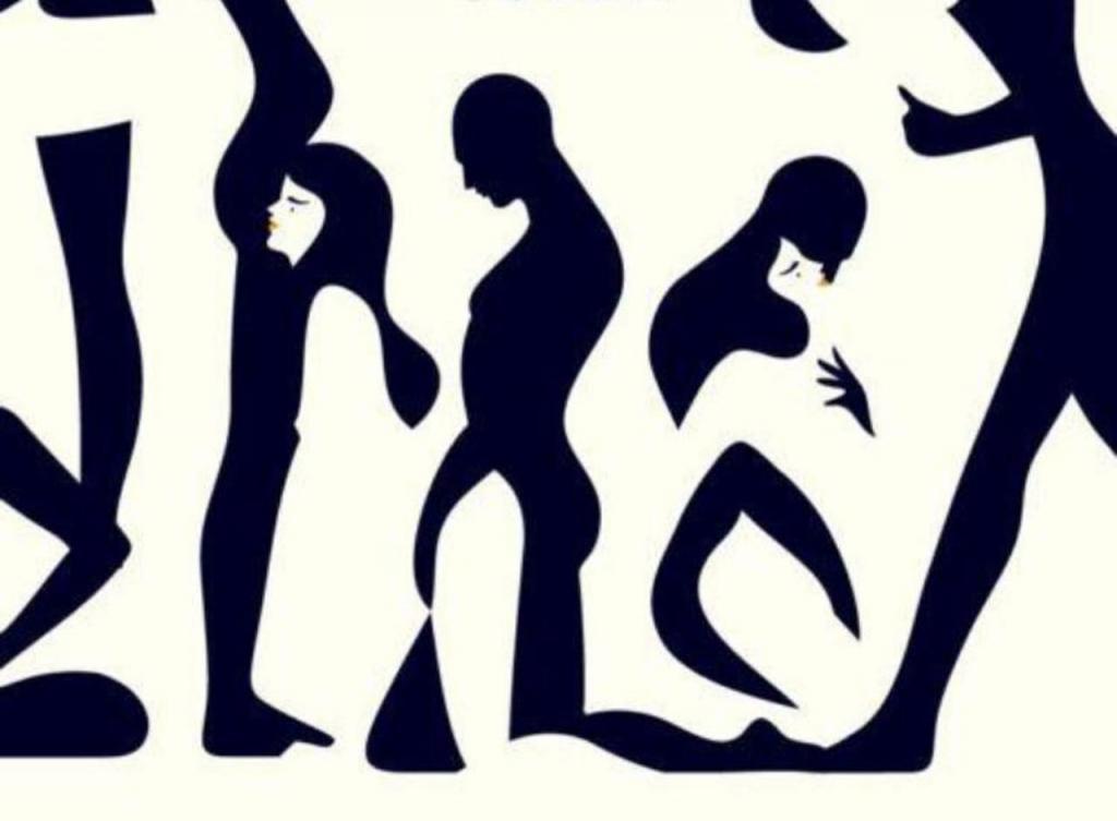 Поза 72: классический секс здоровой любви