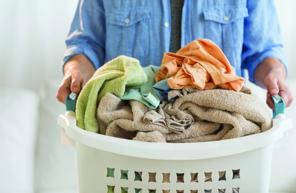 How to wash clothes