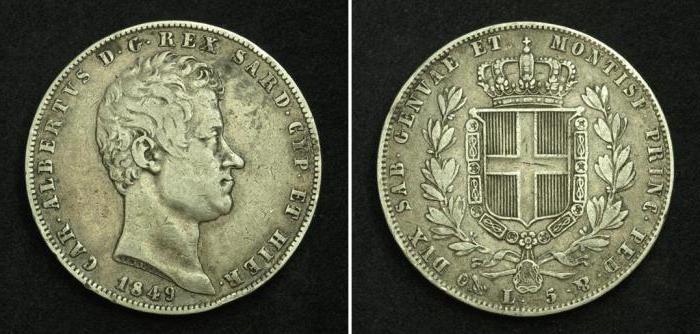 Современные и старинные монеты Италии