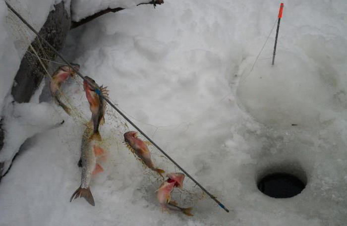 косынка рыболовная зимняя