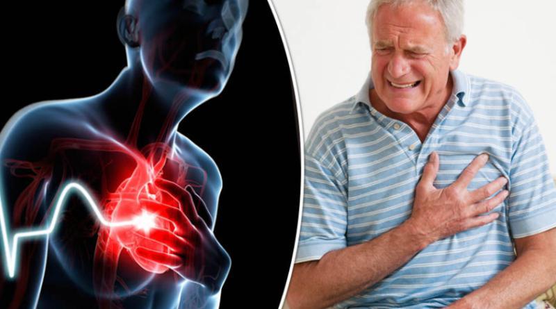 Боль при инфаркте