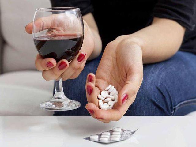 При употреблении алкоголя учащается сердцебиение