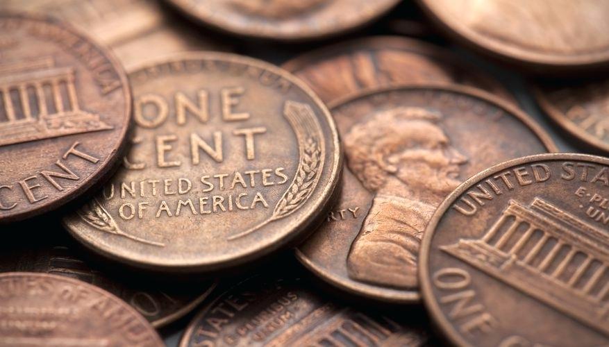 Коррозия на монетах