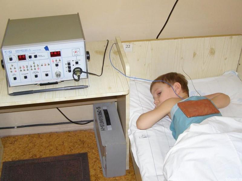 Электрофорез ребенку: показания, особенности процедуры, результаты. Как часто можно делать электрофорез ребенку