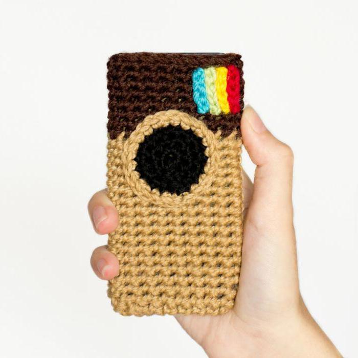 кожаный чехол для смартфона