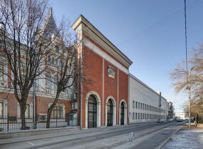 центральный дом архитектора гранатный переулок д 7