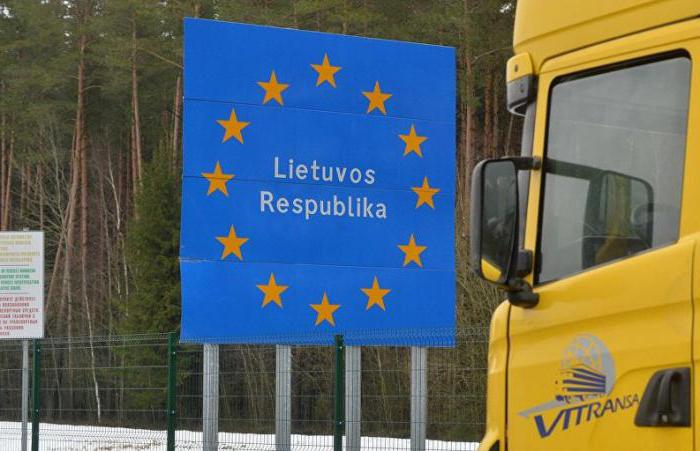 Очередь на границе с Литвой: советы по быстрому преодолению КПП