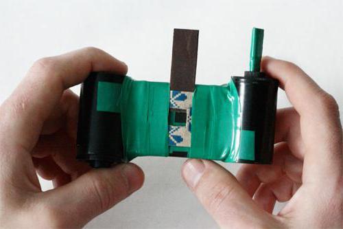 как сделать камеру обскура своими руками