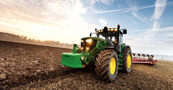 категории тракторных прав