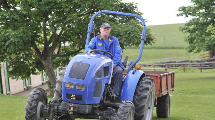 категория а3 в тракторных правах
