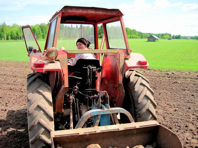 новые тракторные права категории