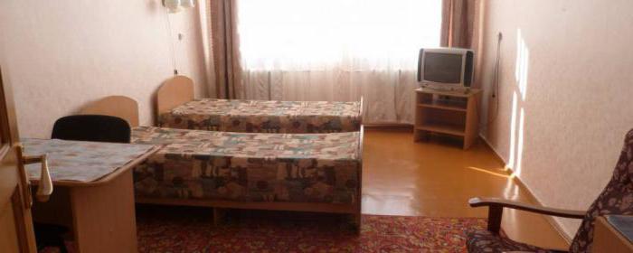 семейное общежитие