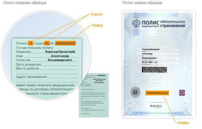 Как узнать номер своего медицинского страхового полиса по паспорту вернулся