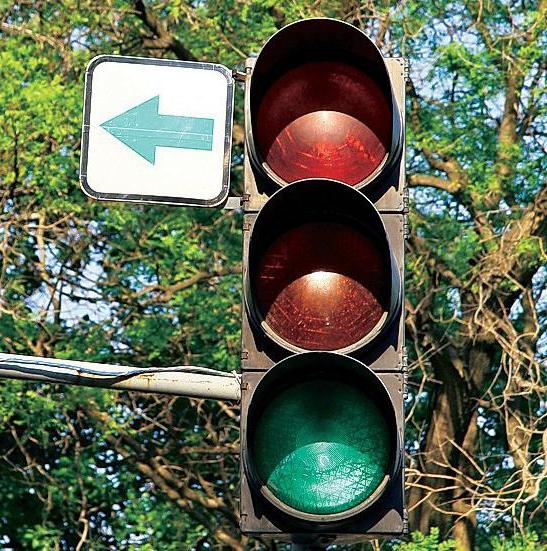 светофор с дополнительной секцией прямо правила проезда прямо