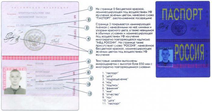 Как узнать информацию о ранее выданных паспортах онлайн