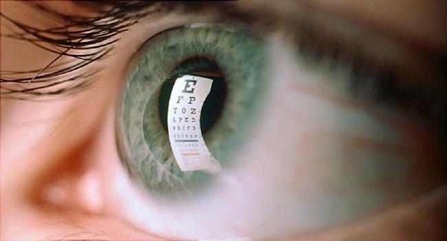 расфокусировка зрения причины