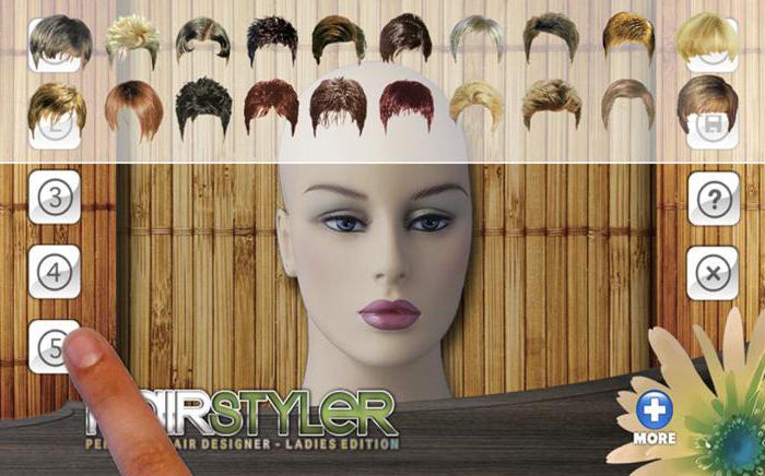 программа для подбора стрижки и цвета волос
