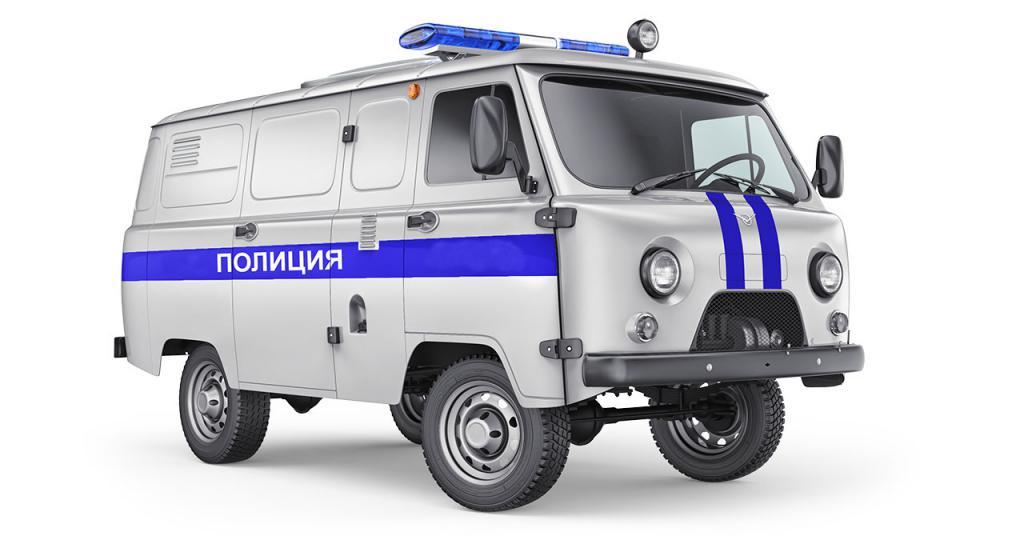 газ автозак