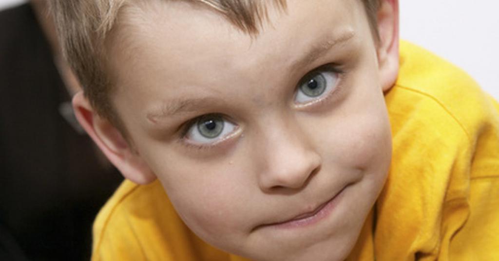 круги под глазами у детей