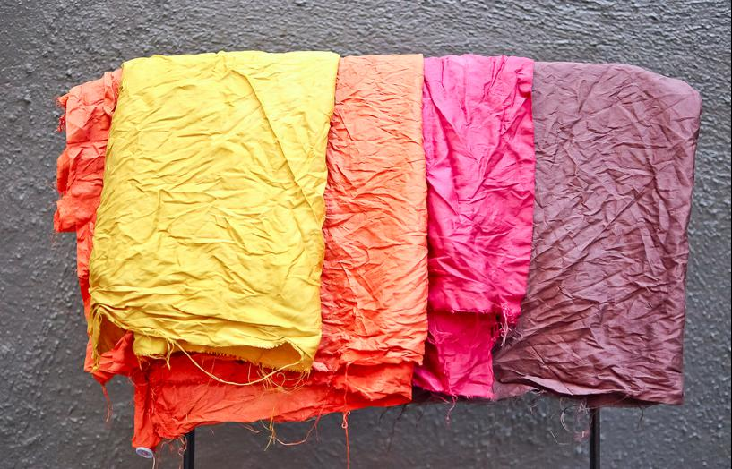 dyeing clothes at home