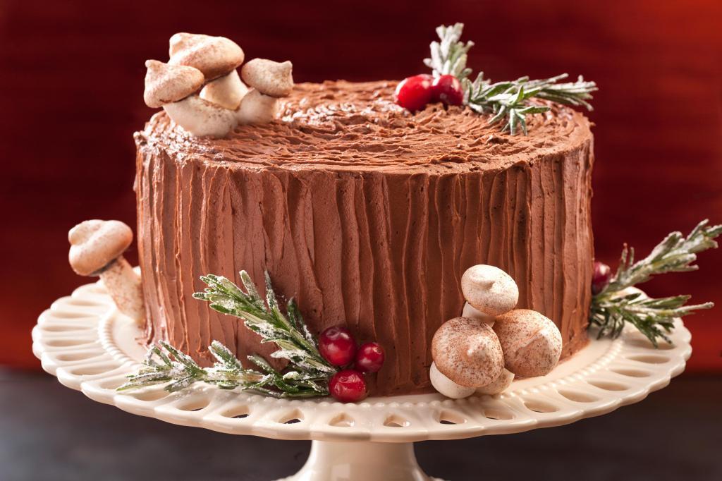 rotten stump cake recipe homemade