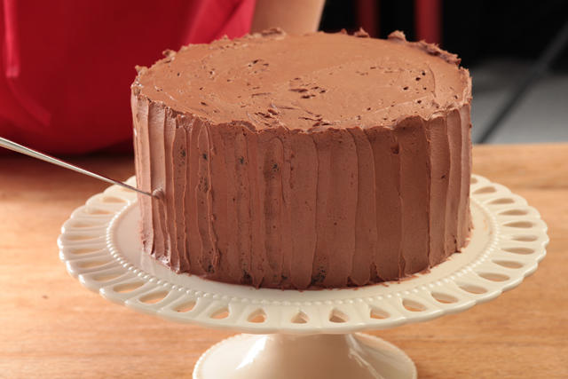 cake rotten stump photo