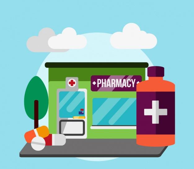 медицинская функция аптеки
