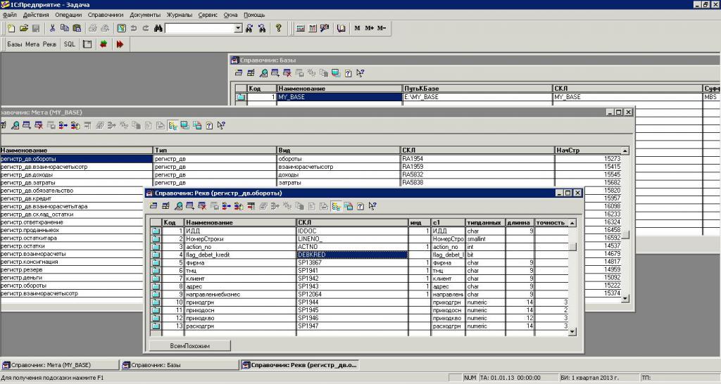 database data marts