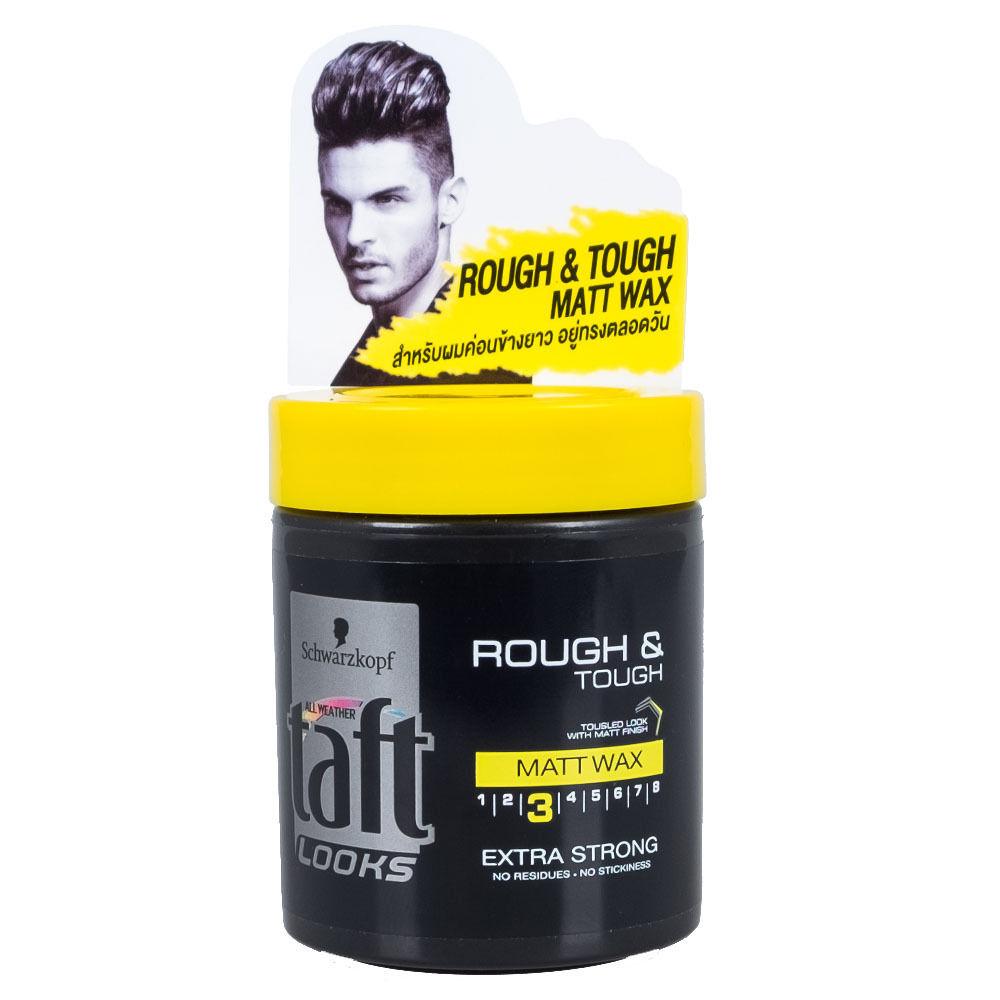 гель воск для волос тафт способы применения