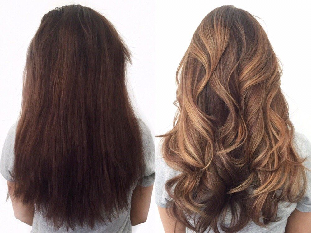 получится ли мелирование на окрашенные темные волосы