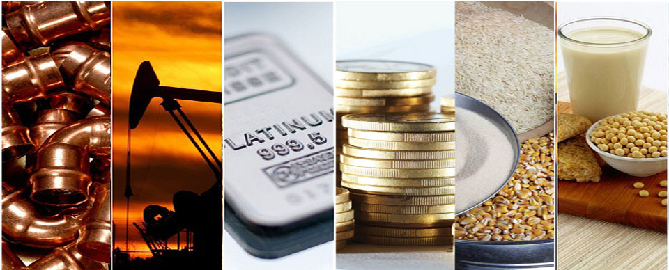 subjects of the commodity market
