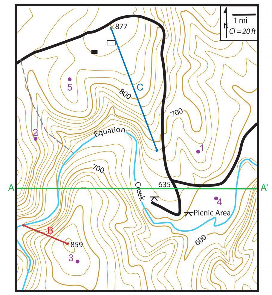 условные знаки для топографических планов 1 500