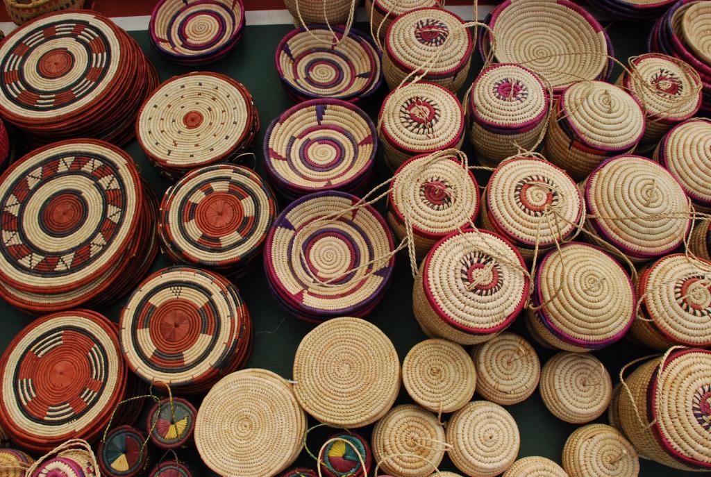 Types of craft activities