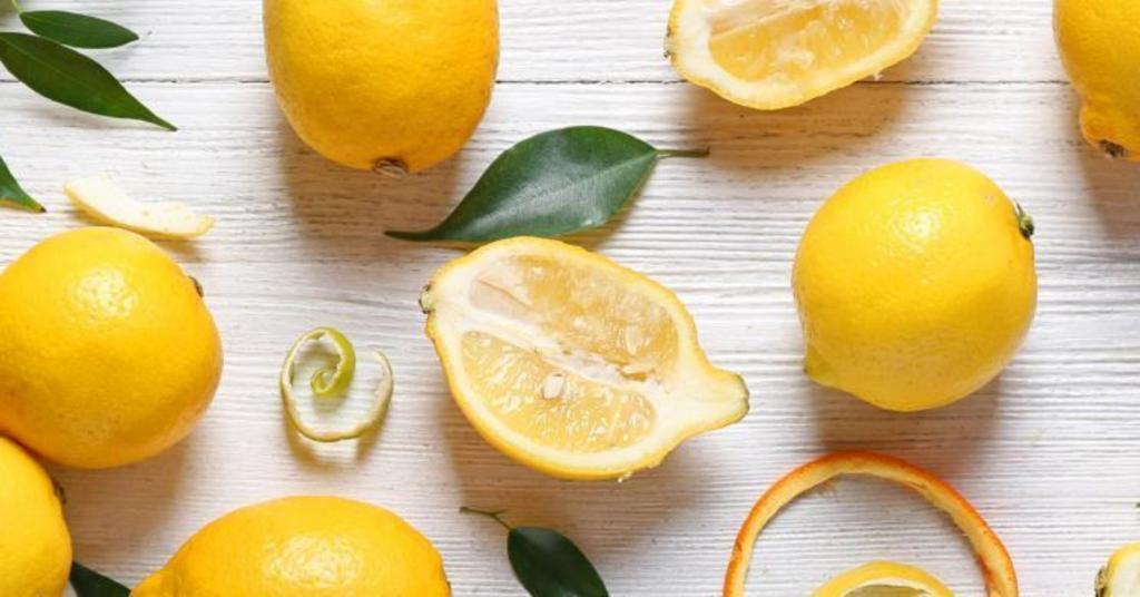 чай с лимоном при подагре