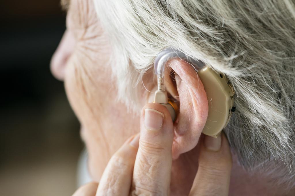 нейросенсорная потеря слуха двусторонняя лечение