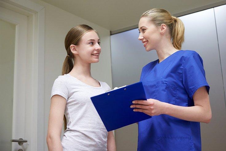 может ли гинеколог рассказать все родителям