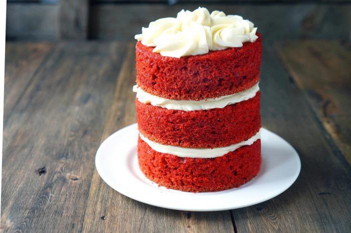 Торт красный бархат рецепт энди шеф