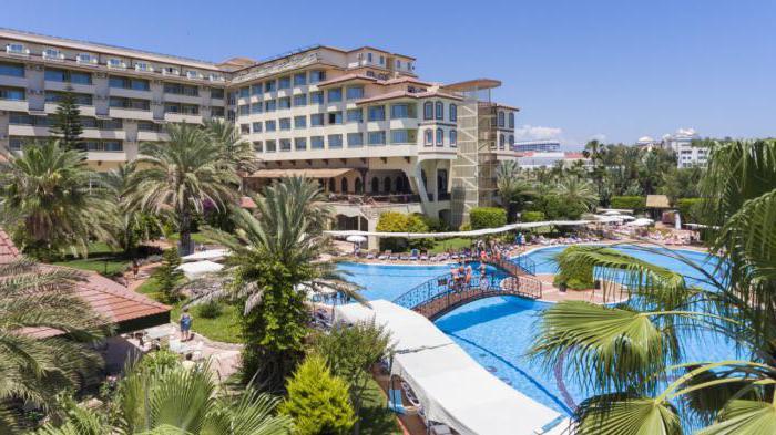 Отель Nova Park Hotel Side 5* Турция: обзор, описание и отзывы туристов