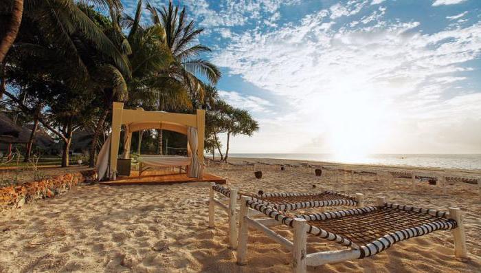 Kiwengwa Beach Resort 5* (Танзания, Занзибар): описание номеров, сервис, отзывы