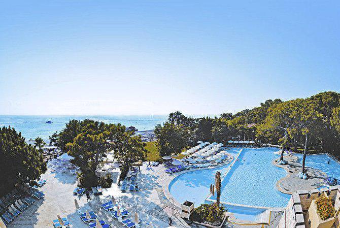 """Отель """"Улусой Кемер Холидей Клаб"""" (Турция, Кемер): описание, сервис, отзывы. Ulusoy Kemer Holiday Club 5*"""