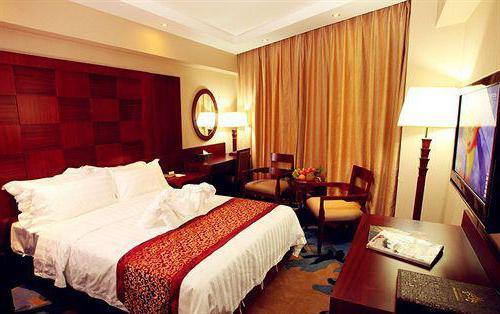 Sanya Hawaii Hotel 4 Hajnan Kitaj Opisanie Servis Otzyvy