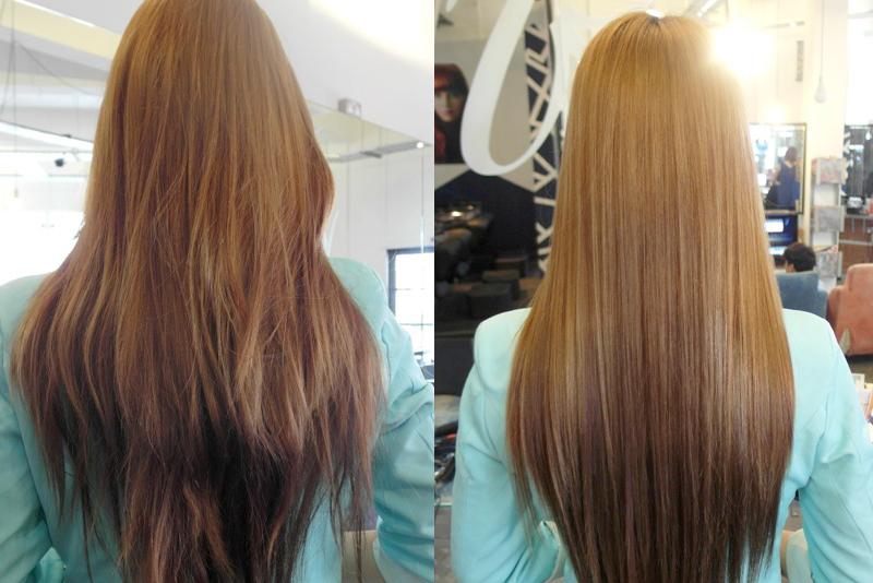 Обесцвечивание волос отзывы фото до и после встретил одного