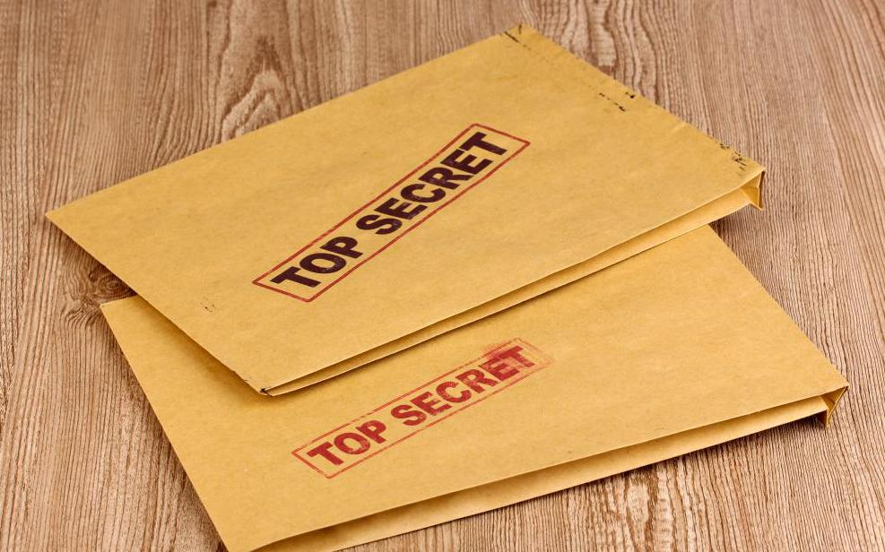 Types of confidential information and legal ways to protect it