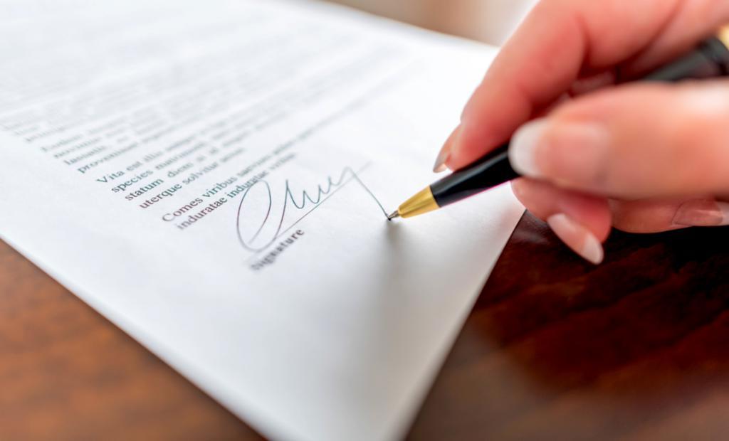 Понятие и характеристика договора