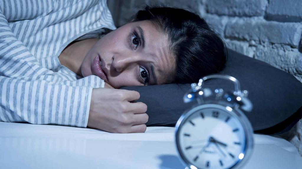 Insomnia after quitting smoking